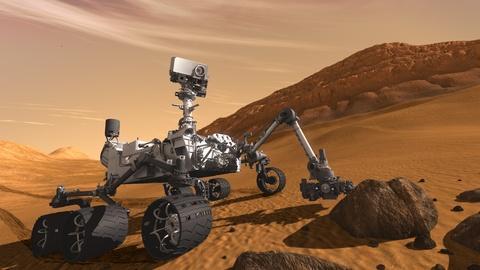 NOVA -- Ultimate Mars Challenge Preview