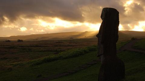 NOVA -- Mystery of Easter Island