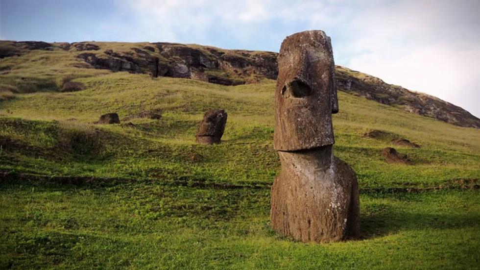 Sneak Peek: Easter Island image