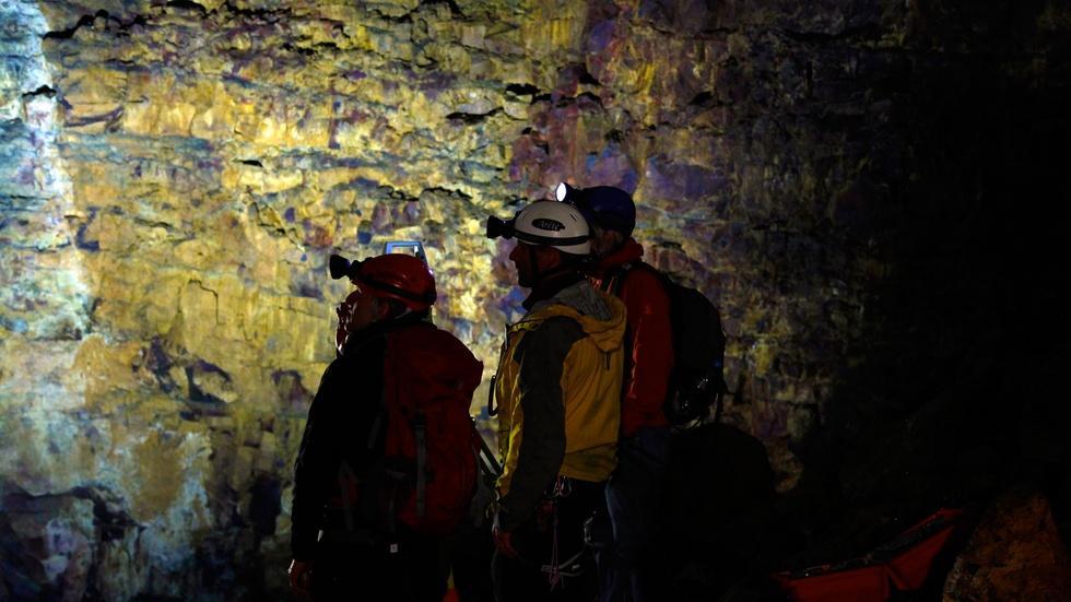 A Volcanic Labyrinth image