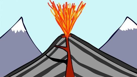 NOVA -- S40 Ep1: Meet the Volcanoes