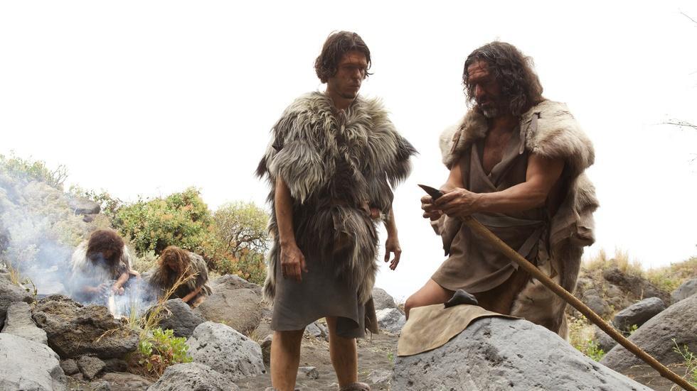 Neanderthal Superglue image