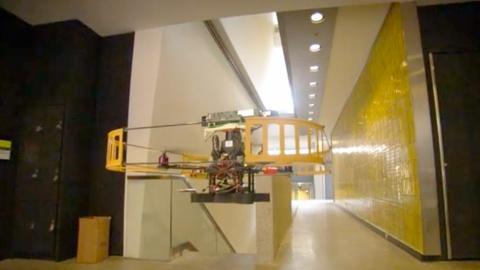 NOVA -- S40 Ep3: Swarming Drones