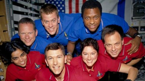 Space Shuttle Disaster - Preview