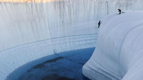 NOVA -- Extreme Ice Preview