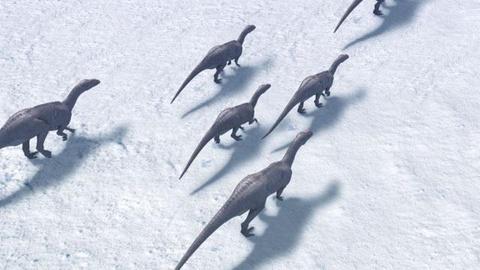 NOVA -- Arctic Dinosaurs - Preview