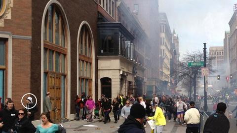Manhunt—Boston Bombers