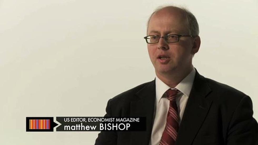 Economist Editor: Think Long-Term image