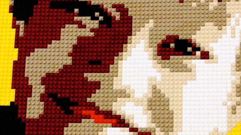 Off Book: Lego Art
