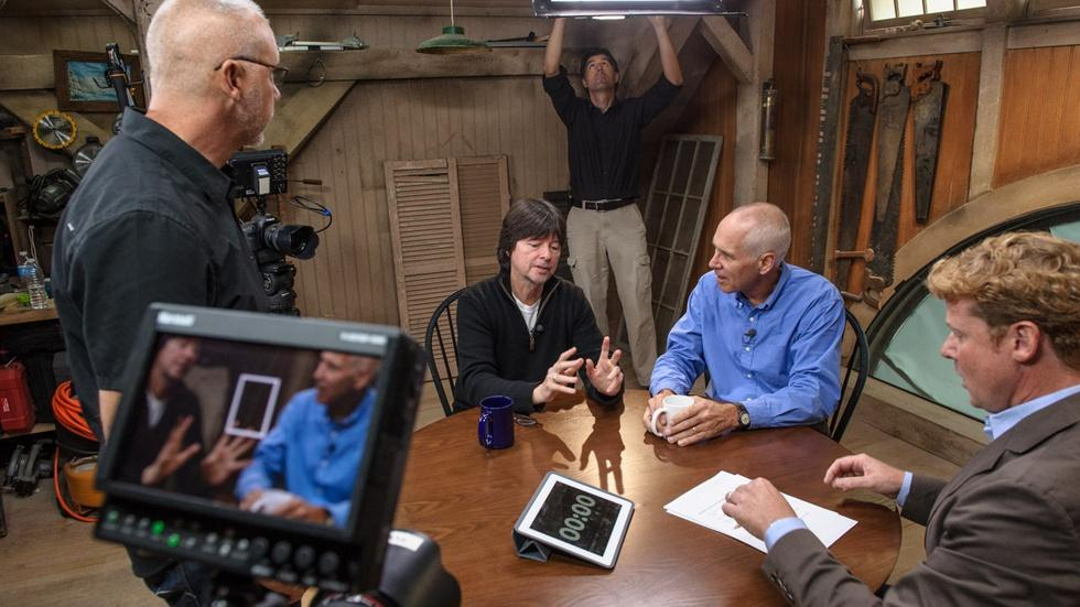 In the House with Kevin O'Connor | Ken Burns Part 1 image