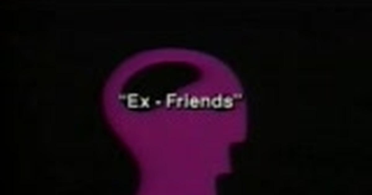Ex Friends Part I The Open Mind Pbs