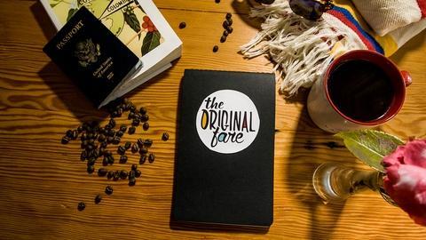 Original Fare -- 2017 James Beard Award Foundation Submission