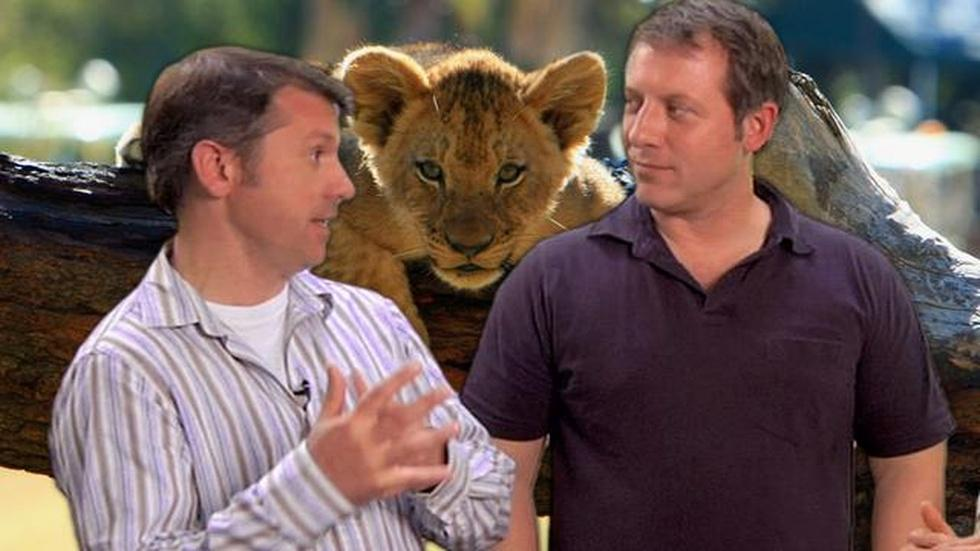 S1 Ep9: Learning From the Wild with Martin and Chris Kratt image