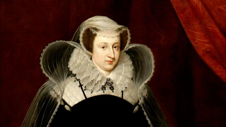 Royal Paintbox: Mary Queen of Scots