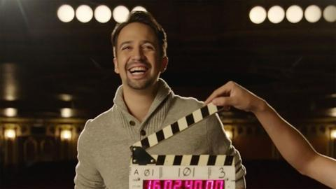 PBS Arts -- Digital Short: Lin-Manuel Miranda Outtakes