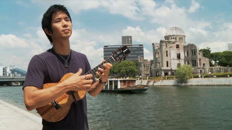 Jake Shimabukuro: Life On Four Strings: Hiroshima Peace Park