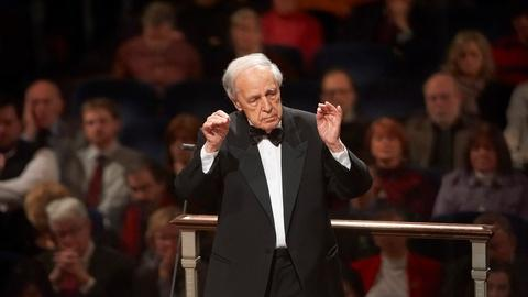 Boulez Conducts Mahler - Preview