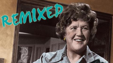 PBS Remixed -- Julia Child Remixed - Keep on Cooking