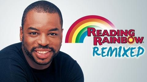 "PBS Remixed -- Reading Rainbow Remixed: ""In Your Imagination"""