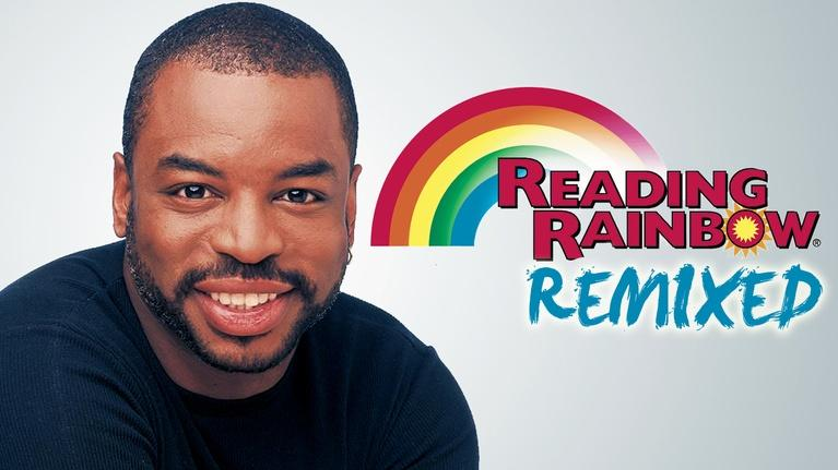 "PBS Remixed: Reading Rainbow Remixed: ""In Your Imagination"""
