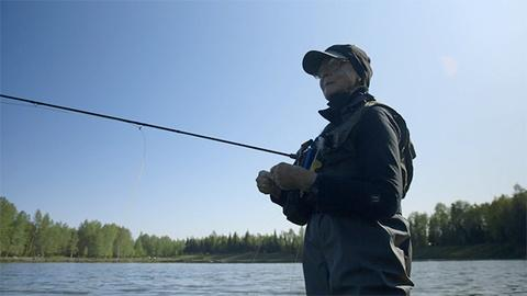 PBS Online Film Festival -- S2015 Ep21: 2015 Festival | I Am a Fly Fisher