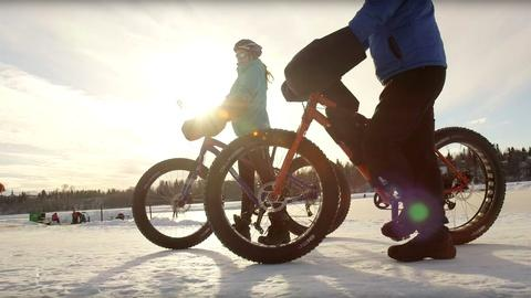 PBS Online Film Festival -- S2016 Ep23: 2016 Festival | I Am a Winter Cyclist