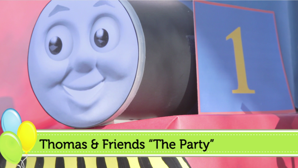 PBS Parents Birthday Parties
