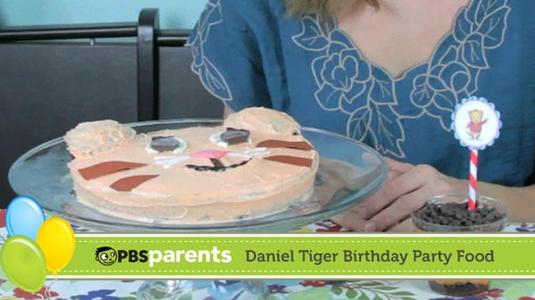 PBS Parents Birthday Parties: Daniel Tiger Birthday Party Food