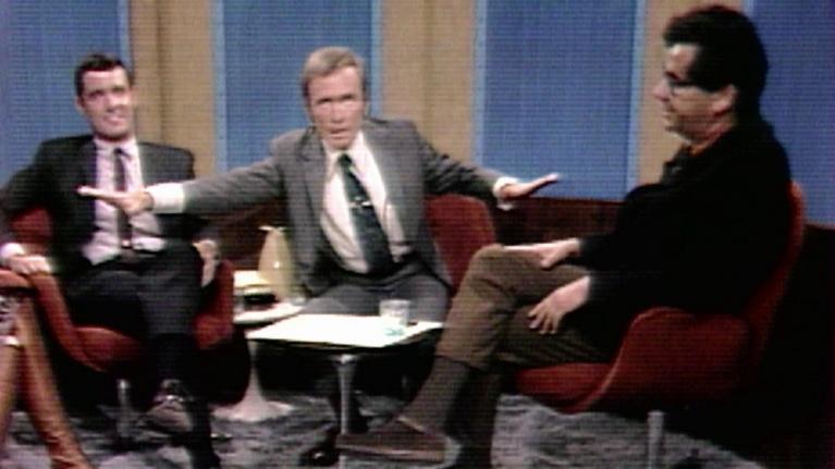 Dick Cavett: Dick Cavett on Hosting a Talk Show During Vietnam