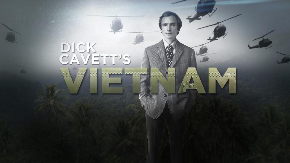 Dick Cavett's Vietnam image