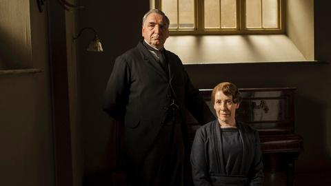 PBS Presents -- A Salute to Downton Abbey