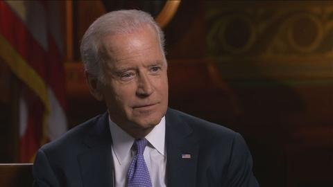 Charlie Rose The Week -- Biden on the Push for Intervention in Syria