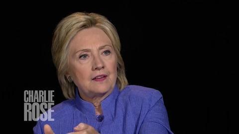 Charlie Rose The Week -- Hillary Clinton on Fighting Extremist Propaganda