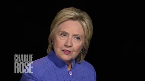 Charlie Rose The Week -- Clinton on Race, Policing and 'The Talk'