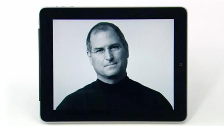 Steve Jobs - One Last Thing: Teaching Andy Warhol to Draw