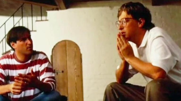 Steve Jobs - One Last Thing: Gates and Jobs