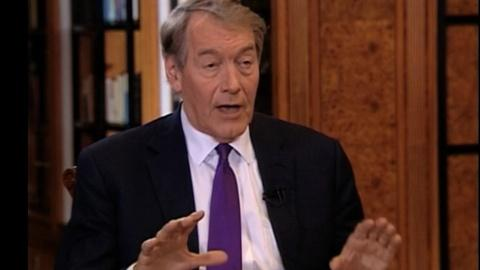 Charlie Rose The Week -- Charlie Rose Interview: Assad's Message to the U.S.