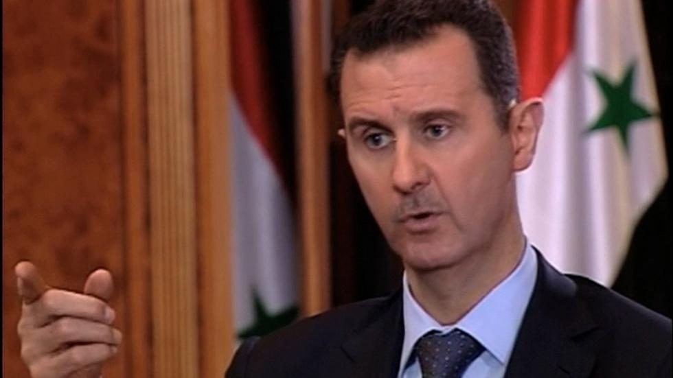 Syria's Assad: US Should 'Expect Everything' image