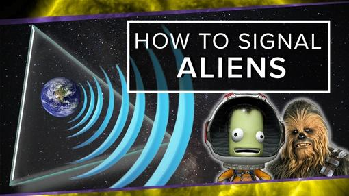 PBS Space Time : How to Signal Aliens