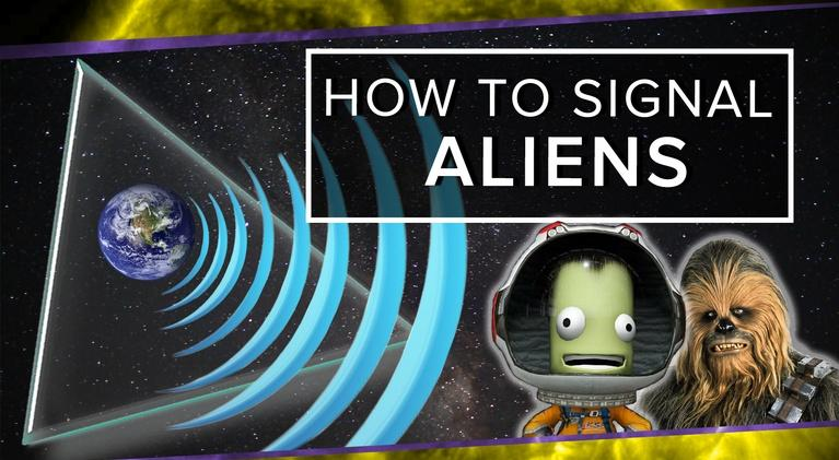 PBS Space Time: How to Signal Aliens