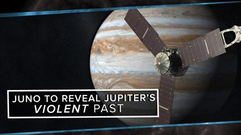 PBS Space Time -- Juno to Reveal Jupiter's Violent Past