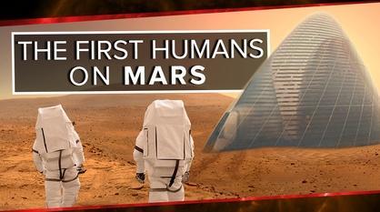 PBS Space Time -- The First Humans on Mars