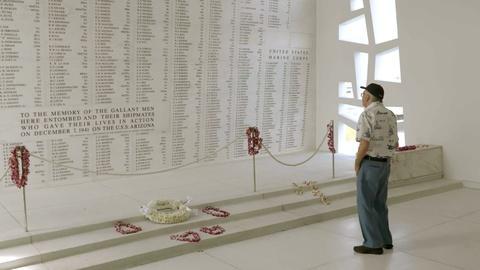 Pearl Harbor - Into the Arizona -- Don Stratton Returns
