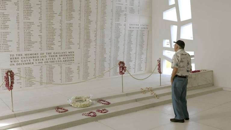 Pearl Harbor - Into the Arizona: Don Stratton Returns
