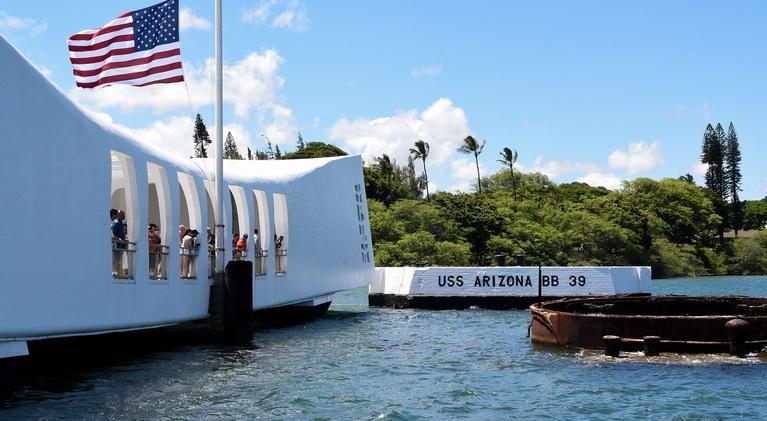 Pearl Harbor - Into the Arizona: Preview