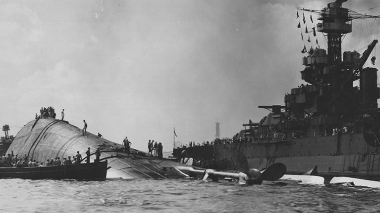 Pearl Harbor - USS Oklahoma - The Final Story: Preview