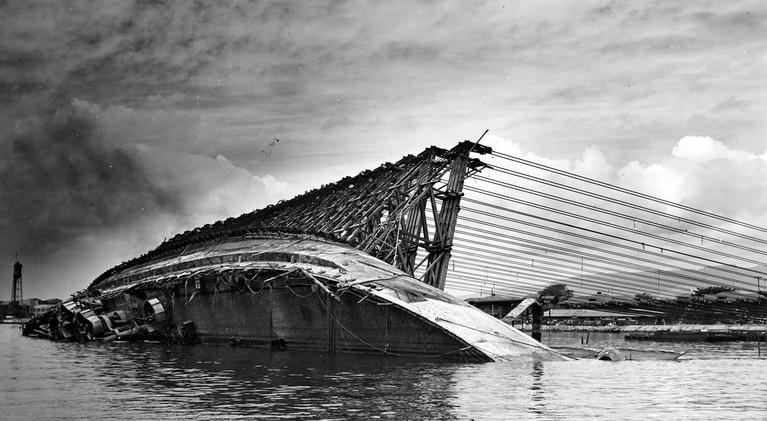 Pearl Harbor - USS Oklahoma - The Final Story: Pearl Harbor - USS Oklahoma - The Final Story