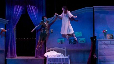 Peter Pan with Milwaukee Ballet -- Preview