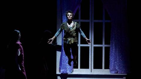 Peter Pan with Milwaukee Ballet -- Official Trailer