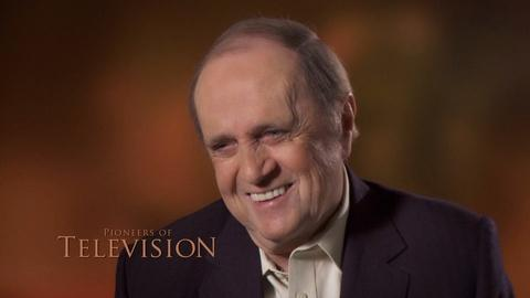 Pioneers of Television -- Bob Newhart on Listening Funny